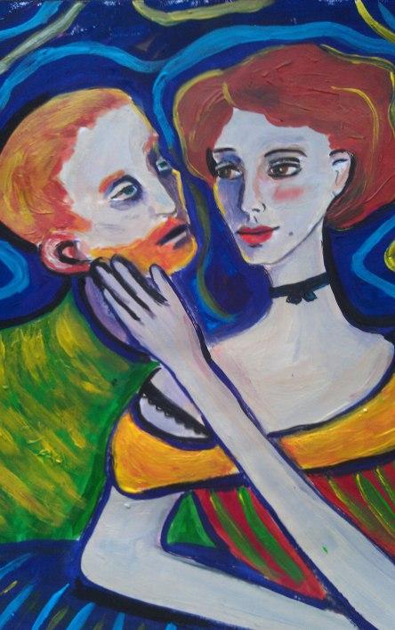"""Vincent and Gabrielle"" 2016."